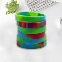 定制各类硅胶手环 硅胶制品 硅胶饰品创意手环礼品