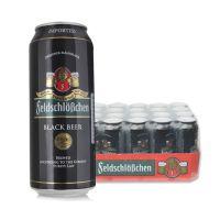 德国Feldschlobchen费尔德堡黑啤香港进口清关 黑啤中港进口货运代理
