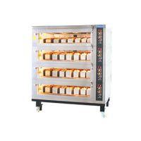 供应新麦电烤箱SM-944F 四层十六盘电烤箱 新麦电烤箱