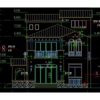 [北京]三层高级自建房屋设计施工图纸