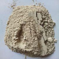 厂家热销万鸿黄粘土 200目黄色高岭土 耐火强 铝含量高
