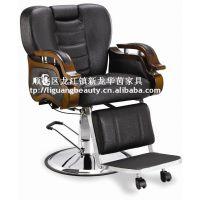 丽光厂家专业定制理容器材家具男士理发椅理容椅剪发椅美发椅8188