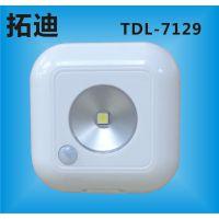 LED衣柜感应灯 电池LED酒柜感应灯 光控小夜灯 厂家直销