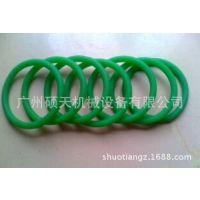 聚氨酯PU圆带直径8MM厂家供应钢化炉专用粗面绿色任意接圆形皮带