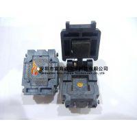 PLASTRONICS IC插座 64QN50S19090 QFN64PIN 0.5MM间距