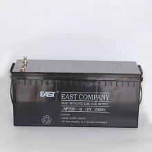 蓄电池12v200ah易事特np系列机房ups电瓶