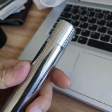 时尚多功能小型液压油管缩管机 管子缩口机
