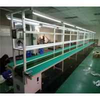 双皮带流水线、铝合金生产线、电子装配线 制造厂家直销价格