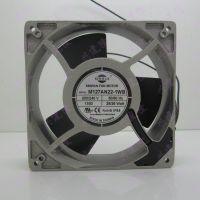 工业设备 低噪音全金属大风量 轴流风扇 M127AN22-1 信湾