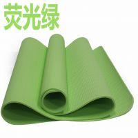 恒峰tpe环保瑜伽垫轻材质版颜色鲜艳