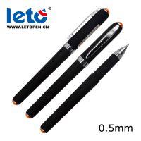 乐途文具 Leto GP-2513 至尊大容量中性笔 商务办公签名笔