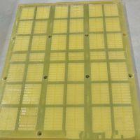 尺寸精准 筛孔细致通透 产品耐磨耐老化 厂家直销聚氨酯筛板