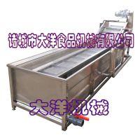食堂配送蔬菜清洗设备,大洋机械生产生菜清洗机