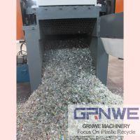 PVC片材破碎清洗设备 PET去标签回收洗水设备