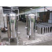 上海松江区直供 120芯40寸 200T/H滤芯式精密过滤器壳体