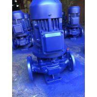 供上海孜泉泵业厂家直销IRG40-200立式管道离心泵、热水循环泵系列