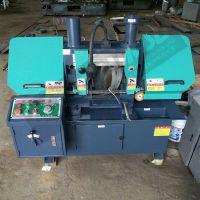 无锡金属带锯床gb4235金属带锯床厂家广速