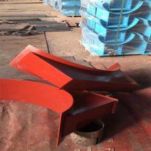 乾胜牌水平管滑动支座dn100 碳钢水平管滑动支座 河北厂家现货