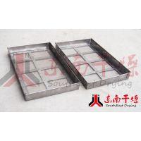 不锈钢网盘,网孔盘,带加强筋,烘车烘盘,烘箱专用料盘
