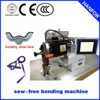 东莞无缝内衣贴胶粘合设备机器 无缝内衣工艺流程