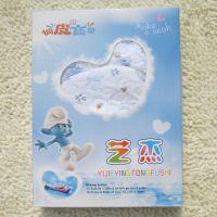 2014新款纯棉碎花婴幼儿礼盒套装 宝宝套装 新生儿保暖套装批发