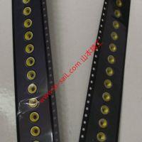 SMT贴片螺母SMTSO-M3-3ET PCB表贴螺母柱 散装焊锡螺母