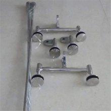 【金聚进】供应优质各种材质不锈钢玻璃夹,价格优惠