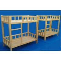 成都实木幼儿园床 实木重叠床 午休床