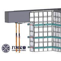 九为正信铝合金模板生产销售租赁,中建重磅推荐铝模体系
