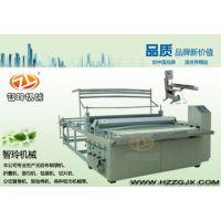 杭州智玲ZL-F1860卷筒卫生纸压花打孔分切复卷机