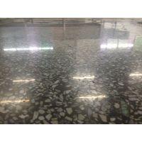 莞城区水磨石硬化***低多少钱?----东城区仓库水磨石地面翻新--镜子般效果