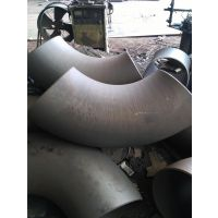 渤洋定制不锈钢大口径船标弯头生产厂家