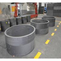 超高功率石墨化坩埚用于冶炼铜铝合金