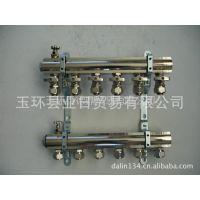供应工程黄铜分水器、单阀分水器、球阀分水器 业日