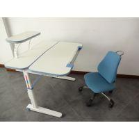 厂家直销批发儿童学习桌椅套装手摇升降儿童健康成长学习桌椅