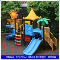 江门户外大型组合滑梯儿童滑滑梯厂家直销优质游乐设备滑梯100%好质量