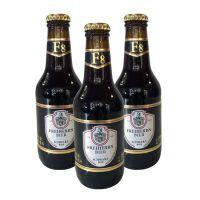 250ml德国啤酒小瓶装威赛迩黑啤酒夜场专用啤酒品牌