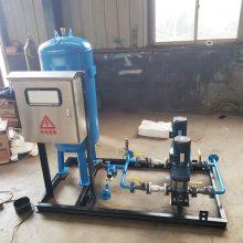 德州卓智 全自动变频恒压供水设备 不锈钢变频无负压供水设备 厂家