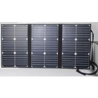 ECEEN厂家直销柔性太阳能充电板 高效可折叠太阳能充电器SP-50W