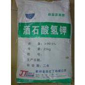 优质食品级酒石酸氢钾生产厂家