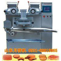 济南全自动月饼包馅机,山东月饼机价格、月饼机生产线