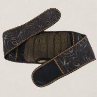 厂家批发加热腰带彩色锗石拼图保暖保健护腰会销礼品一件代发爆款