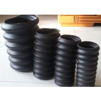 HDPE双壁波纹管dn160mm穿线用,厂家活动价格