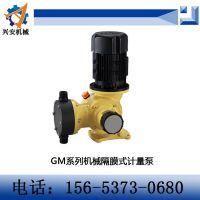GM系列 机械隔膜式计量泵 隔膜式计量泵 计量泵