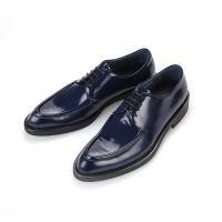 欧洲站男式真皮皮鞋厚底进口皮料欧美版正装结婚穿日常上班鞋大气