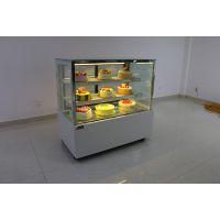 供应1.2米ST236直角蛋糕冷藏柜水果牛奶保鲜柜面包冷藏柜风冷展示柜