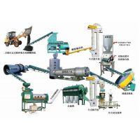 贵州有机肥生产线|百祥机械厂(图)|鸡粪有机肥生产线