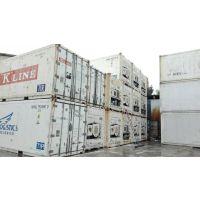 冷藏运输集装箱销售及租赁,启众屈指一首