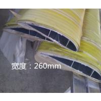 大型工业风扇铝机翼风机铝扇叶型材加工