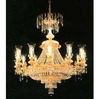 特别推荐,高档时尚精美水晶玻璃吊灯,法式全铜灯,美式豪华灯等。